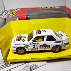 Scalextric: SCALEXTRIC BMW M3 RADIANT TYCO REF. 83970.20. Lote 152453306