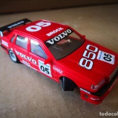 Scalextric - VOLVO 850 ROJO BROCK - TYCO, EXIN, SCALEXTRIC. CHASIS SRS 2 - 162524614