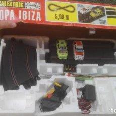 Scalextric: SCALEXTRIC COPA IBIZA EN MUY BUEN ESTADO, COMPLETO. Lote 163935842