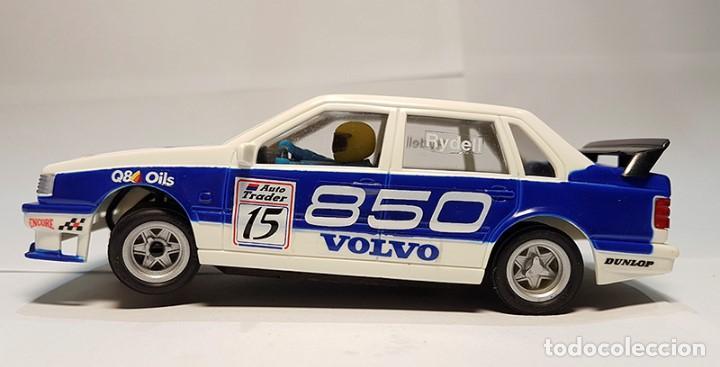 Scalextric: SCALEXTRIC EXIN VOLVO 850 BTCC RYDELL SRS-2 Ref. 8391 DE 1996 TYCO NUEVO - Foto 3 - 164602858