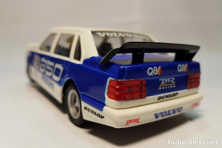 Scalextric: SCALEXTRIC EXIN VOLVO 850 BTCC RYDELL SRS-2 Ref. 8391 DE 1996 TYCO NUEVO - Foto 4 - 164602858