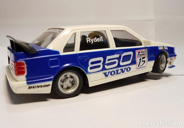 Scalextric: SCALEXTRIC EXIN VOLVO 850 BTCC RYDELL SRS-2 Ref. 8391 DE 1996 TYCO NUEVO - Foto 6 - 164602858