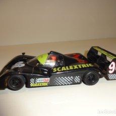 Scalextric - SCALEXTRIC. Jaguar negro club scalextric 1998 - 164883862