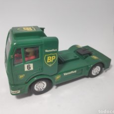 Scalextric: TYCO CAMIÓN MERCEDES BP SCALEXTRIC. Lote 164929901