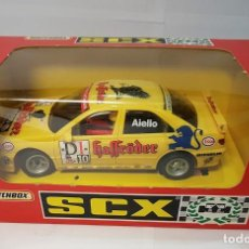 Scalextric: SCALEXTRIC PEUGEOT 406 HASSRODER SRS-2 REF. 83380 DE 1997 TYCO NUEVO. Lote 165036302