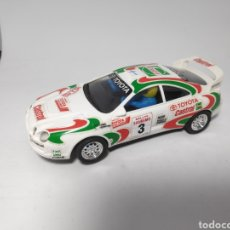 Scalextric: SCALEXTRIC TOYOTA CELICA GT-FOUR TYCO MADE IN SPAIN. Lote 165337300