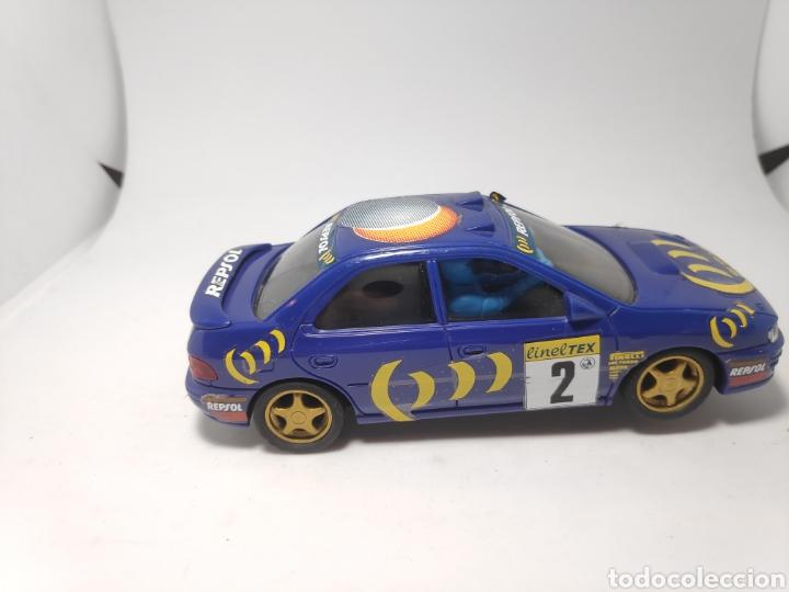 Scalextric: SCALEXTRIC SUBARU IMPREZA WRC TYCO - Foto 3 - 165389548