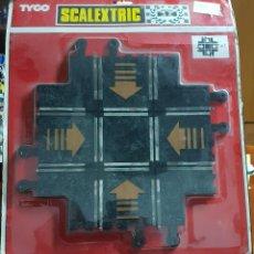 Scalextric: SCALEXTRIC CRUCE DE PISTA NUEVO 1994 TYCO. Lote 166847802