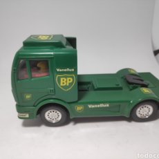 Scalextric: TYCO MERCEDES BENZ TRUCK CAMION SCALEXTRIC. Lote 168755221