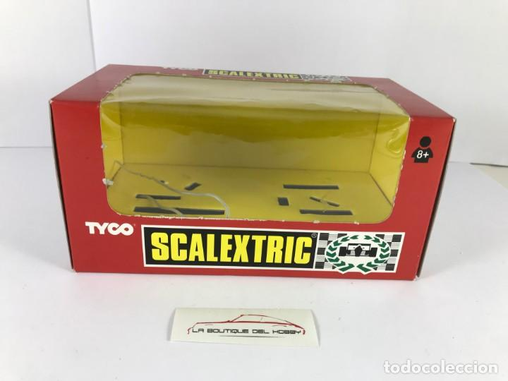 CAJA VACIA PEUGEOT 406 HASSRODER SCALEXTRYC TYCO 8338.09 (Juguetes - Slot Cars - Scalextric Tyco)