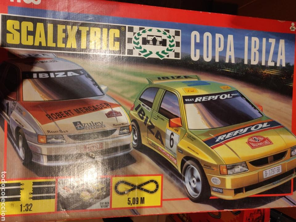 SCALEXTRIC COPA IBIZA (Juguetes - Slot Cars - Scalextric Tyco)