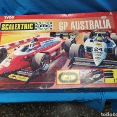 Scalextric: SCALEXTRIC DE TYCO, GP AUSTRALIA, COMPLETO, 3,20 M, FERRARI F1 - MINARDI F1. Lote 171354350