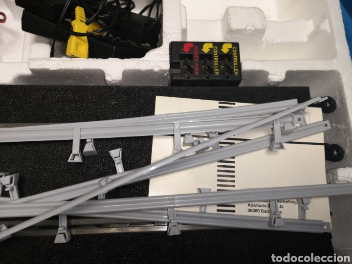 Scalextric: Scalextric de tyco, gp Australia, completo, 3,20 m, Ferrari f1 - Minardi f1 - Foto 7 - 171354350