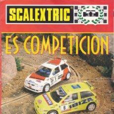 Scalextric: CATALOGO SCALEXTRIC TYCO . Lote 175782585