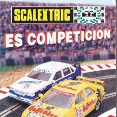 Scalextric: CATALOGO SCALEXTRIC TYCO . Lote 175782635