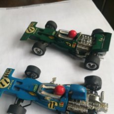 Scalextric: 2 TYRRELL FORD. HECHOS EN ESPAÑA. Lote 178186456
