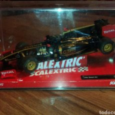 Scalextric: SCALEXTRIC LOTUS RENAULT R31. Lote 178891026