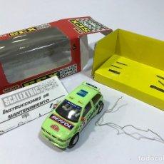 Scalextric: SCALEXTRIC TYCO MATCHBOX SEAT IBIZA REPSOL CON CAJA . NO EXIN. Lote 179184156