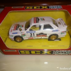 Scalextric: SCALEXTRIC. BMW M3 RADIANT RALLY. REF. 83970. Lote 179530773