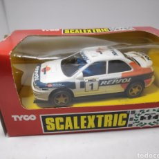 Scalextric: SCALEXTRIC SUBARU REPSOL TYCO REF. 8376.09. Lote 181030681