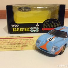 Scalextric: FORD GT 40 SCALEXTRIC TYCO. Lote 182801336