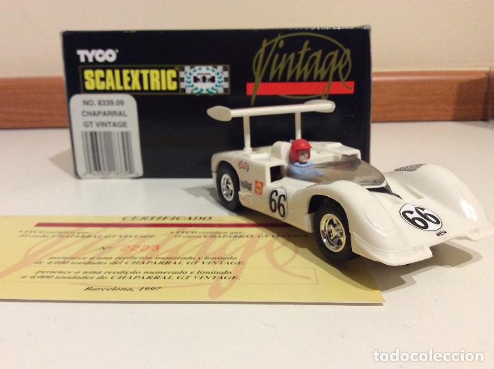 Scalextric: Chaparral Scalextric vintage - Foto 2 - 182801788