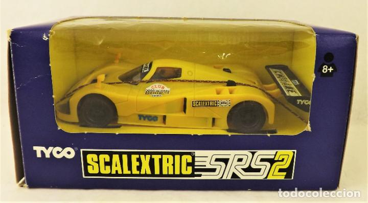 SCALEXTRIC SRS 2 CLUB MAZDA 9315C.09 (Juguetes - Slot Cars - Scalextric Tyco)