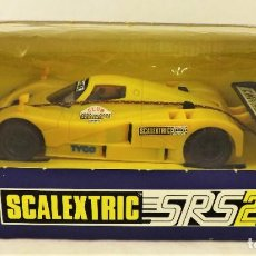 Scalextric: SCALEXTRIC SRS 2 CLUB MAZDA 9315C.09. Lote 183369343
