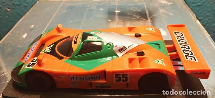 MAZDA RENOW SCX CLUB SCALECTRIC (Juguetes - Slot Cars - Scalextric Tyco)