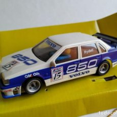 Scalextric: VOLVO 850 T RYDELL. Lote 184007472