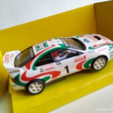Scalextric: TOYOTA CELICA CASTROL. Lote 184008028