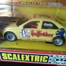 Scalextric: PEUGEOT 406 STW 96 AIELLO SCALEXTRIC TYCO SRS-2 AÑOS 90 NINCO CARRERA SLOT NUEVO SCX CON CAJA. Lote 186528666