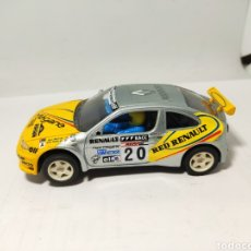 Scalextric: SCALEXTRIC RENAULT MAXI MEGANE TYCO. Lote 192100497