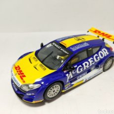 Scalextric: SCALEXTRIC RENAULT MEGANE TROPHY 2010 MCGREGOR. Lote 192192157