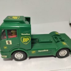 Scalextric: SCALEXTRIC MERCEDES BENZ BP TRUCK TYCO. Lote 193990955