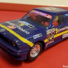 Scalextric: BMW M3 SCALEXTRIC CENTRAL HISPANO. Lote 198782945