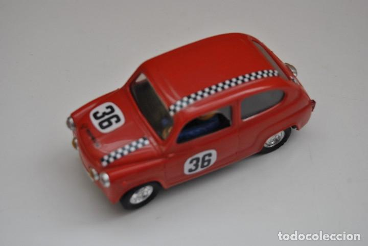 SEAT TC 600 EDICION VINTAGE MADE IN SPAIN (Juguetes - Slot Cars - Scalextric Tyco)