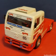 Scalextric: CAMION MERCEDES SCALEXTRIC. Lote 199791610
