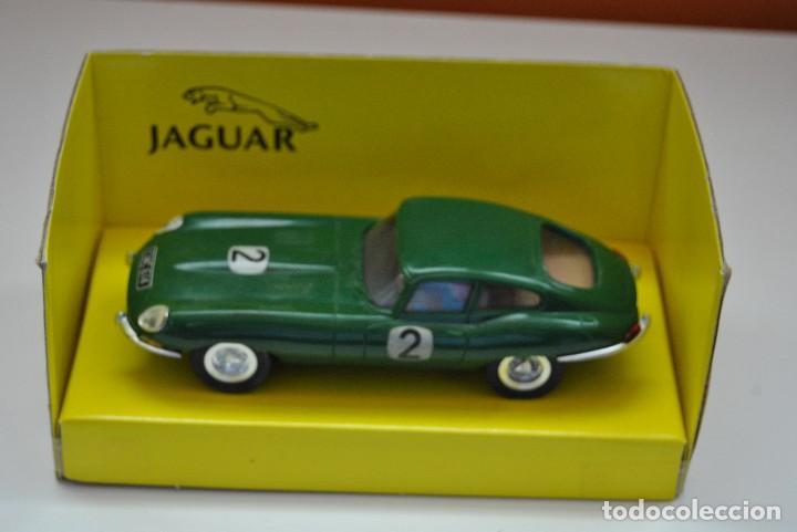 JAGUAR E REF C 34 EDICION VINTAGE (Juguetes - Slot Cars - Scalextric Tyco)