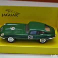 Scalextric: JAGUAR E REF C 34 EDICION VINTAGE. Lote 200248458