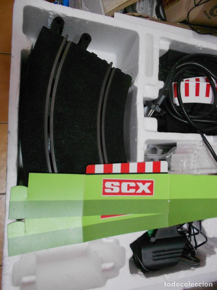 Scalextric: ANTIGUO CIRCUITO SCALEXTRIC ACROPOLIS - Foto 3 - 200853596