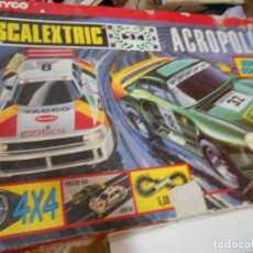 Scalextric: ANTIGUO CIRCUITO SCALEXTRIC ACROPOLIS . Lote 200853596