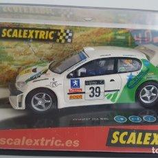 Scalextric: PEUGEOT 206 WRC #39 CRITERIUM SCX SCX. Lote 202547197