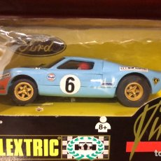Scalextric: FORD GT40 VINTAGE TYCO SCX REF. 83940.20. Lote 205169867