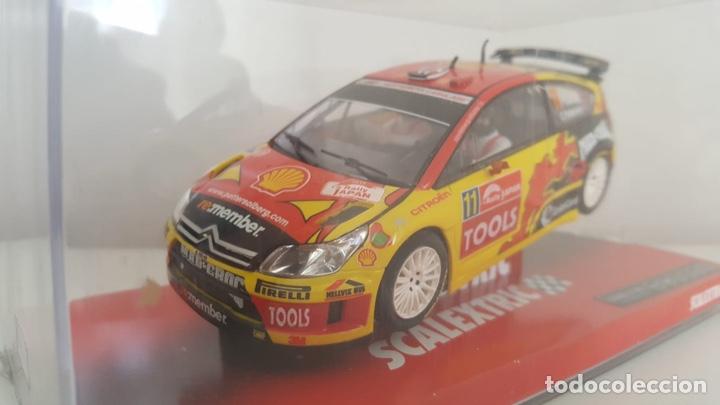 Scalextric: Citroën C4 WRC SOLBERG REF.6482 Scalextric - Foto 2 - 205370645