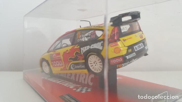 Scalextric: Citroën C4 WRC SOLBERG REF.6482 Scalextric - Foto 3 - 205370645