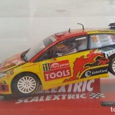 Scalextric: CITROËN C4 WRC SOLBERG REF.6482 SCALEXTRIC. Lote 205370645