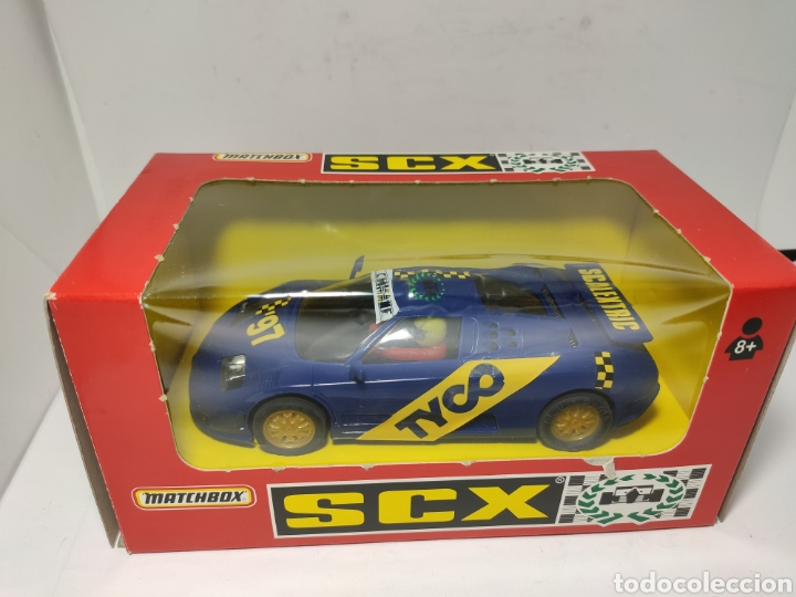 Scalextric: SCALEXTRIC BUGATTI CLUB SCALEXTRIC 1997 TYCO - Foto 3 - 206750808