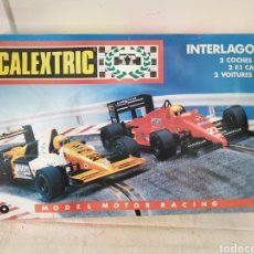 Scalextric: SCALEXTTRIC INTERLAGOS. Lote 207925110