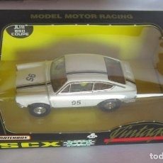 Scalextric: COCHE SCALEXTRIC MATCHBOX, SEAT 850 COUPE, EN CAJA. CC. Lote 212471797